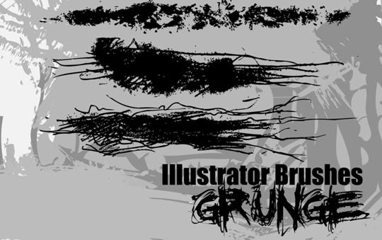 50 Beautiful Sets Of High-Quality Adobe Illustrator Brushes 7