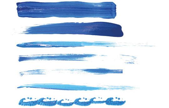 50 Beautiful Sets Of High-Quality Adobe Illustrator Brushes 27