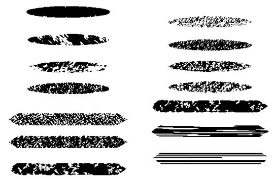 50 Beautiful Sets Of High-Quality Adobe Illustrator Brushes 30