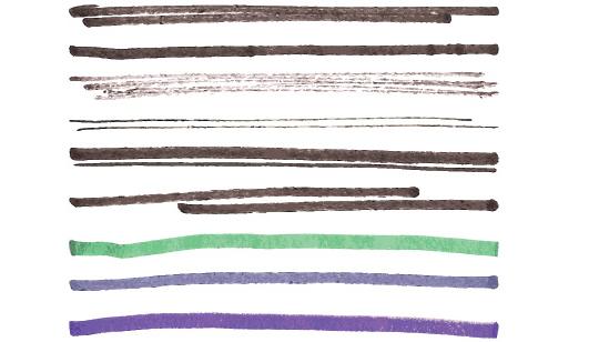 50 Beautiful Sets Of High-Quality Adobe Illustrator Brushes 34