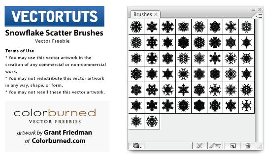 50 Beautiful Sets Of High-Quality Adobe Illustrator Brushes 45