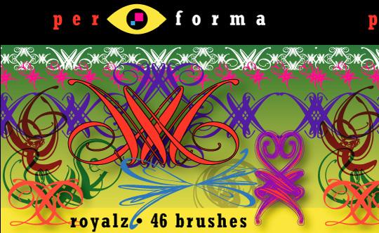 50 Beautiful Sets Of High-Quality Adobe Illustrator Brushes 5
