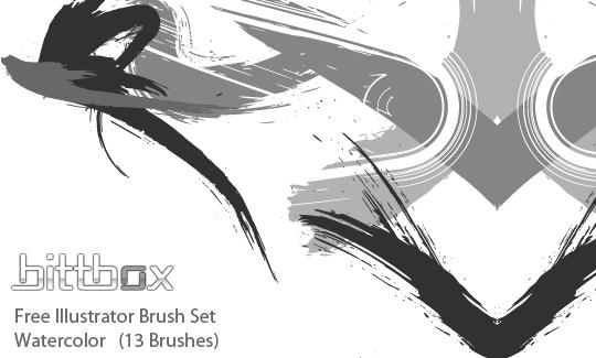 50 Beautiful Sets Of High-Quality Adobe Illustrator Brushes 3