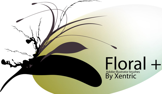 50 Beautiful Sets Of High-Quality Adobe Illustrator Brushes 12