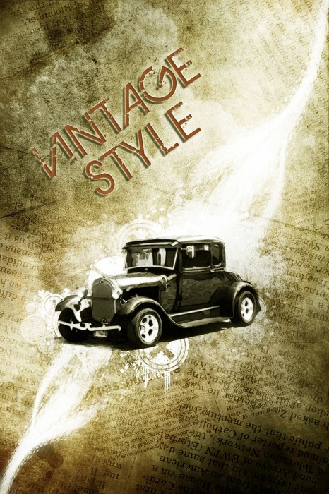 50 Totally Awesome Photoshop Techniques For Retro And Vintage Effects 23