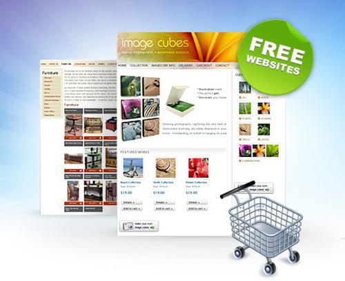 7 Best (Yet Free) Online Website Builders 5
