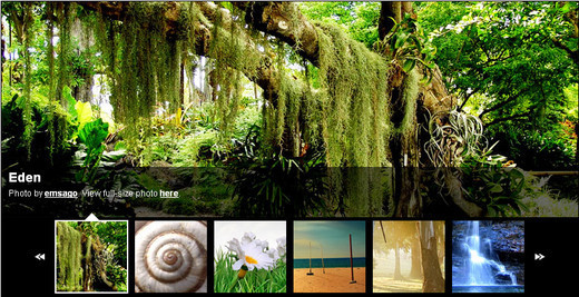 Awesome jQuery Techniques To Create Visually Impressive Photo Galleries 10