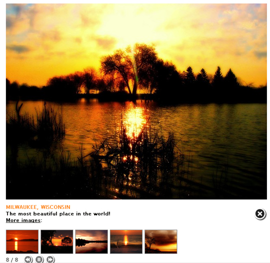 Awesome jQuery Techniques To Create Visually Impressive Photo Galleries 1