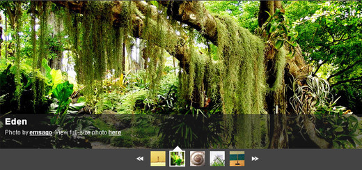 Awesome jQuery Techniques To Create Visually Impressive Photo Galleries 15