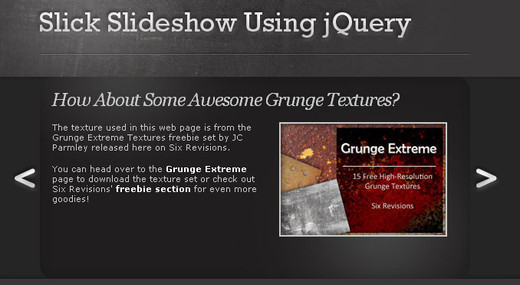 Awesome jQuery Techniques To Create Visually Impressive Photo Galleries 17