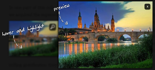 Awesome jQuery Techniques To Create Visually Impressive Photo Galleries 23