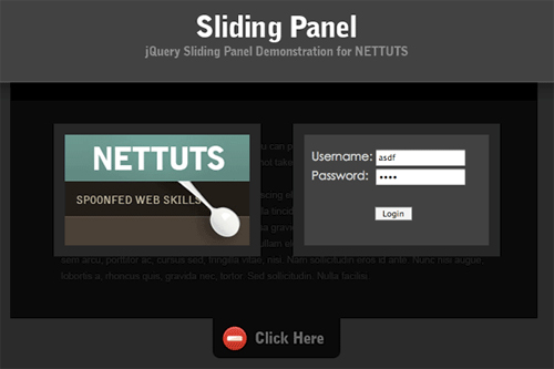 13 Excellent jQuery Techniques And Demonstrations 8