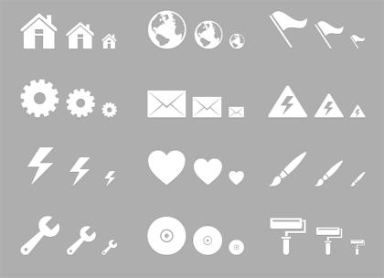 10 Extremely Eye-Catching Minimalist Icon Sets 6