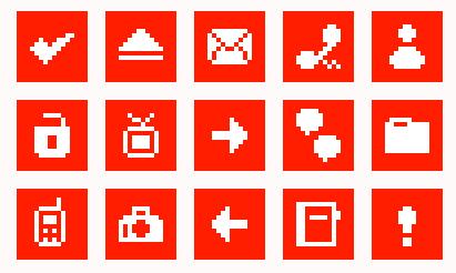 10 Extremely Eye-Catching Minimalist Icon Sets 5