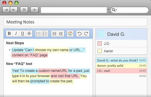 7 Coolest Real-time Collaboration Web Apps You Might Not Know About (But Should) 2
