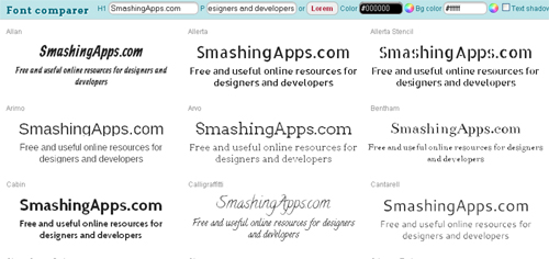 Ten Excellent Web Apps To Simplify Designer's Work Life 5
