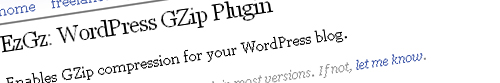 13 Most Robust Wordpress Plugins To Speed Up Your Blog's Loading Time 10