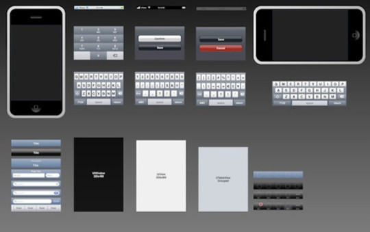 50 Free Web UI, Mobile UI, Wireframe Kits And Source Files For Designers 46