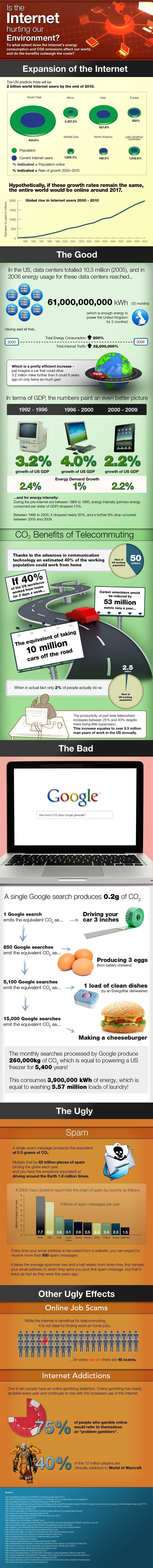 10 Most Insightful Infographics About Internet 11
