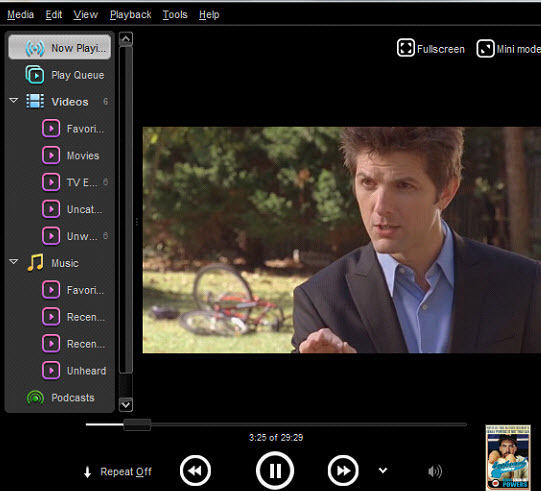 Moovida Manages All Your Videos With A Brilliant 3D Experience 4