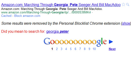 Block Results From Google Search: 5 Ways How This Can be Helpful 4