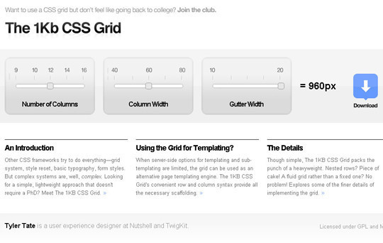 40 Excellent (Yet Free) CSS Tools And Generators For Developers 9