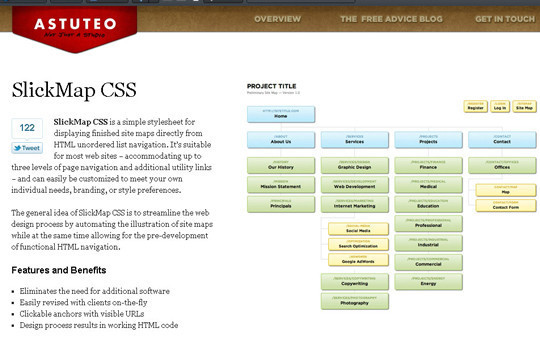 40 Excellent (Yet Free) CSS Tools And Generators For Developers 19