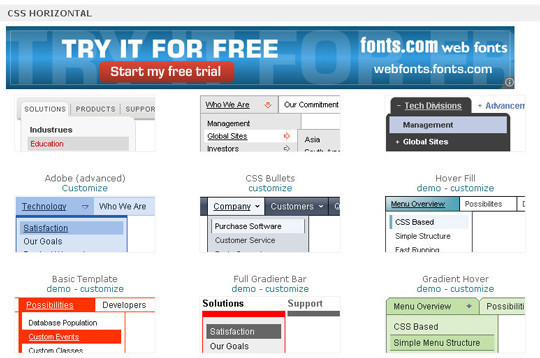 40 Excellent (Yet Free) CSS Tools And Generators For Developers 3