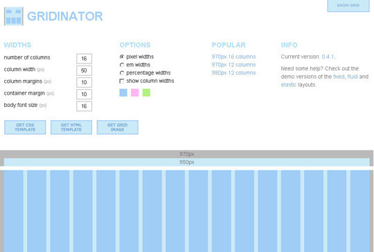 40 Excellent (Yet Free) CSS Tools And Generators For Developers 12