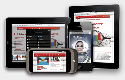 Mygazines.com: A Web Based Platform For Easy Distribution, Tracking And Analyzing Content On Any Web Enabled Device 3