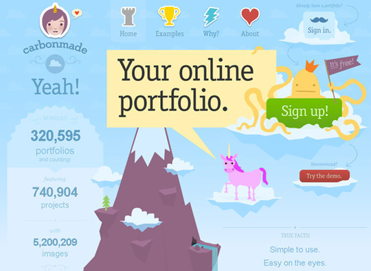 Showcase Of Creative Typography In Modern Web Design 18