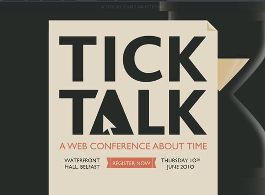 Showcase Of Creative Typography In Modern Web Design 20