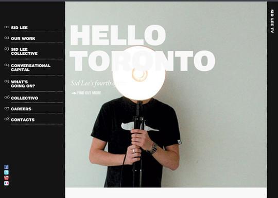 Showcase Of Creative Typography In Modern Web Design 22