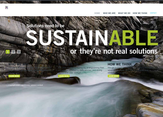 Showcase Of Creative Typography In Modern Web Design 31