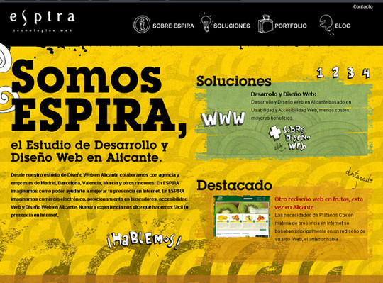 Showcase Of Creative Typography In Modern Web Design 41