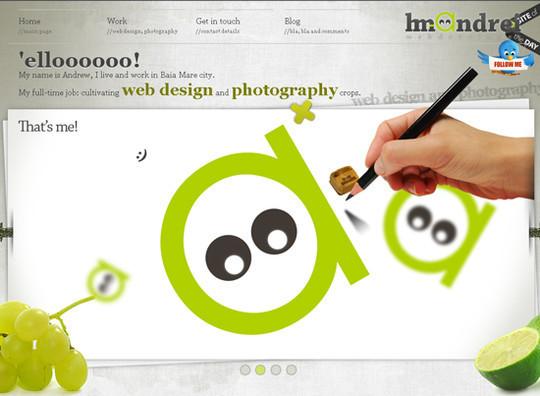 Showcase Of Creative Typography In Modern Web Design 44