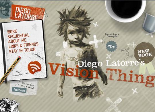 Showcase Of Creative Typography In Modern Web Design 7