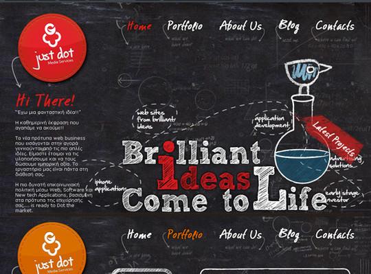 Showcase Of Creative Typography In Modern Web Design 6