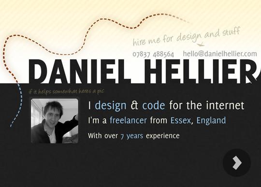 Showcase Of Creative Typography In Modern Web Design 14