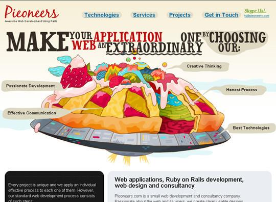 Showcase Of Creative Typography In Modern Web Design 9