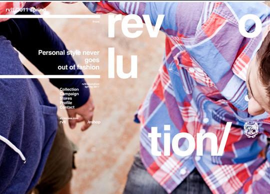 Showcase Of Creative Typography In Modern Web Design 15