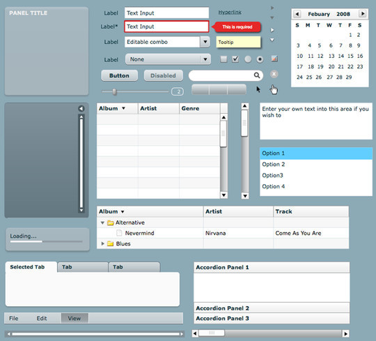 19 Free UI Design Tools, Toolkits and Resources For Designers (Part 2) 13