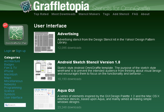 19 Free UI Design Tools, Toolkits and Resources For Designers (Part 2) 7