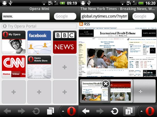 Six Browsers For Most Intuitive Web Surfing Experience On Your Android Phone 5