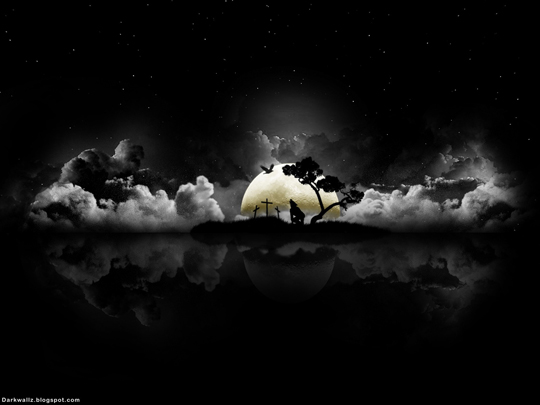 The Most Awesome Set Of High Quality Black Wallpapers To Spice Up Your Desktop 25