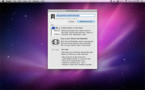 10 Lesser-Known But Absolutely Useful Mac OS X Apps 4