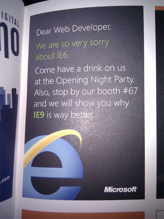 Hey Microsoft, It Took You Almost A Decade To Feel Sorry About IE6 20