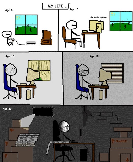 My Life (Comic) 2