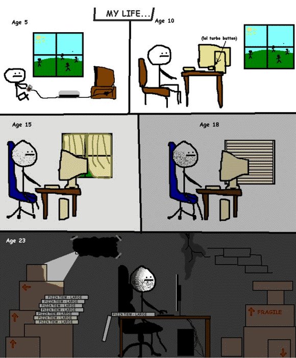 My Life (Comic) 18