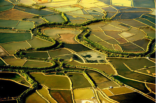 45 Stunning Examples Of Bird's Eye View Photography That Captured The Beauty Of Earth 32